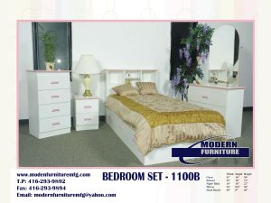 Kids Bedroom Set 1100B