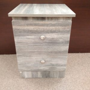 Bedroom 2 Drawer Night Stand