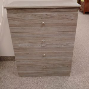 Bedroom 4 Drawer Chest