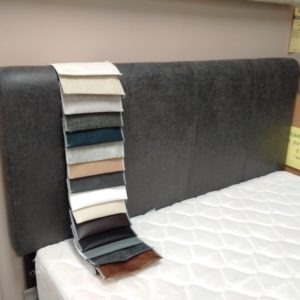 Canadian Made Upholstered Headboard