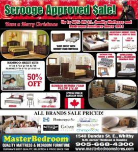 scrooge Sales Flyer
